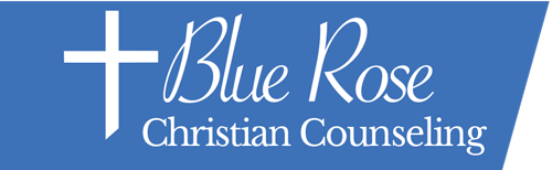Blue Rose Christian Counseling Logo